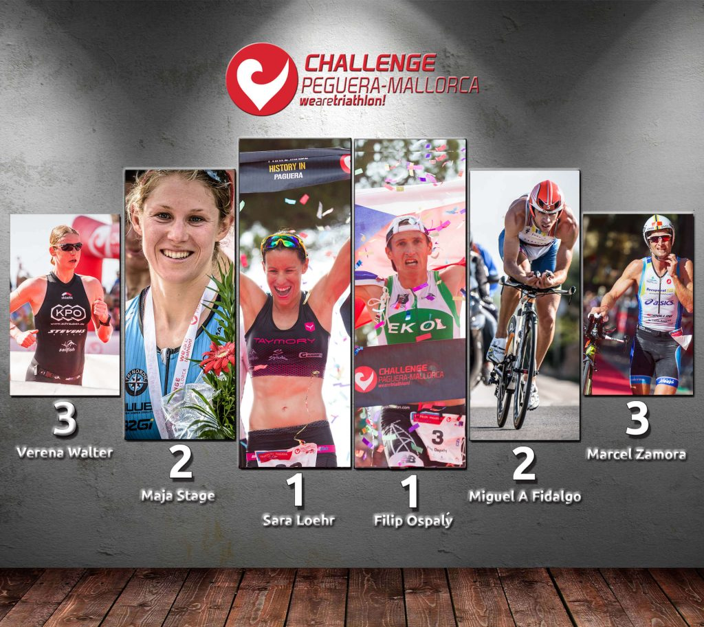 winner 2015 Challenge Mallorca triathlon