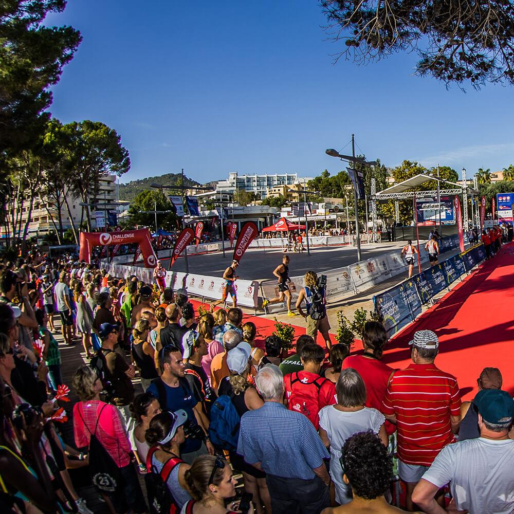 Hotspots Challenge Mallorca triathlon in Peguera