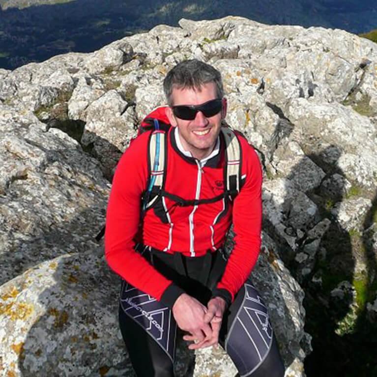 Joseba Pda testimonials ambassors Challenge Mallorca