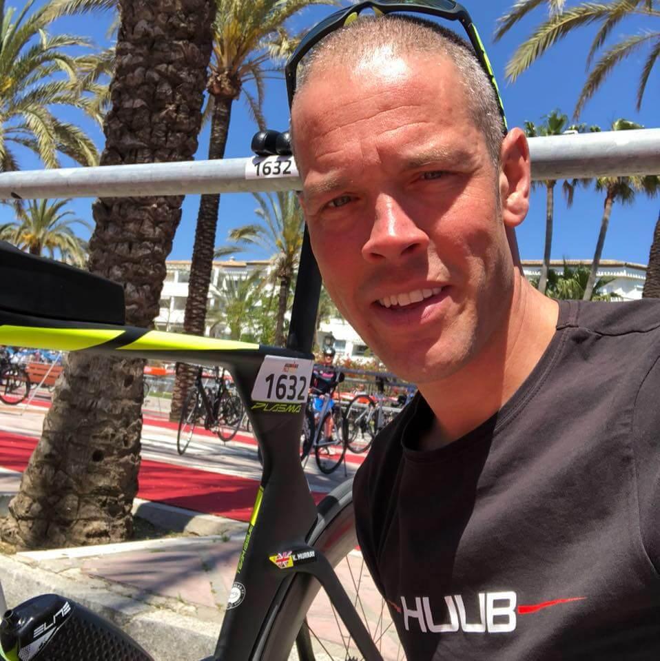 Keith Murray testimonials ambassors Challenge Mallorca