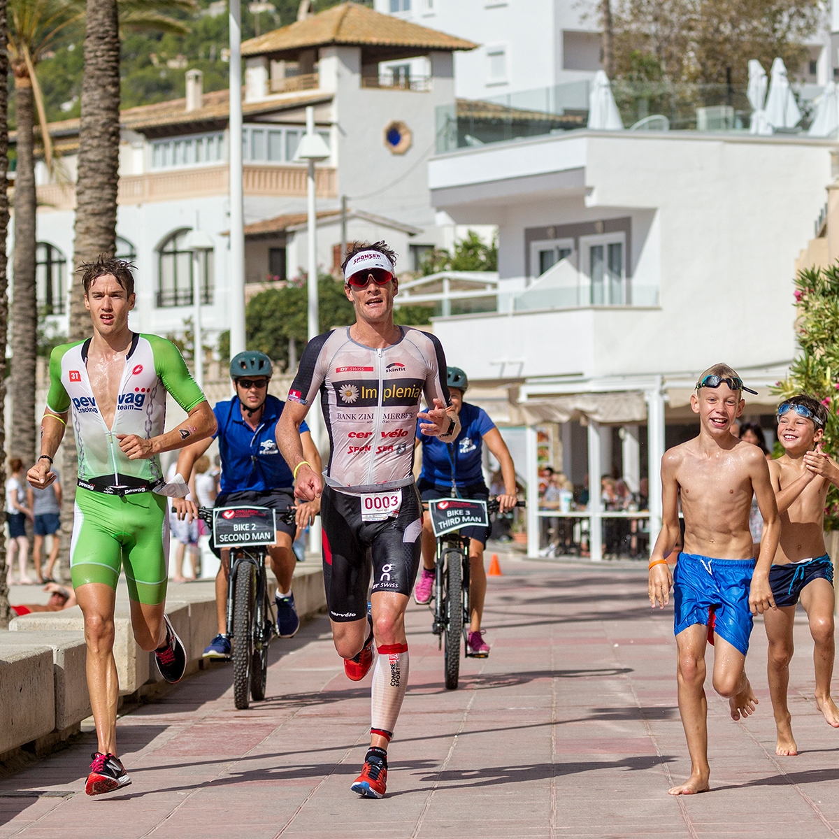 Run - Challenge Peguera Mallorca race magazine 2020 triathlon