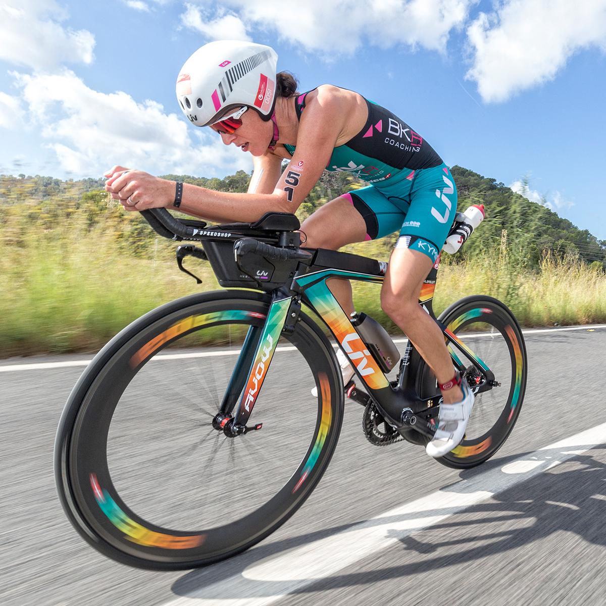 Bike - Challenge Peguera Mallorca race magazine 2020 triathlon