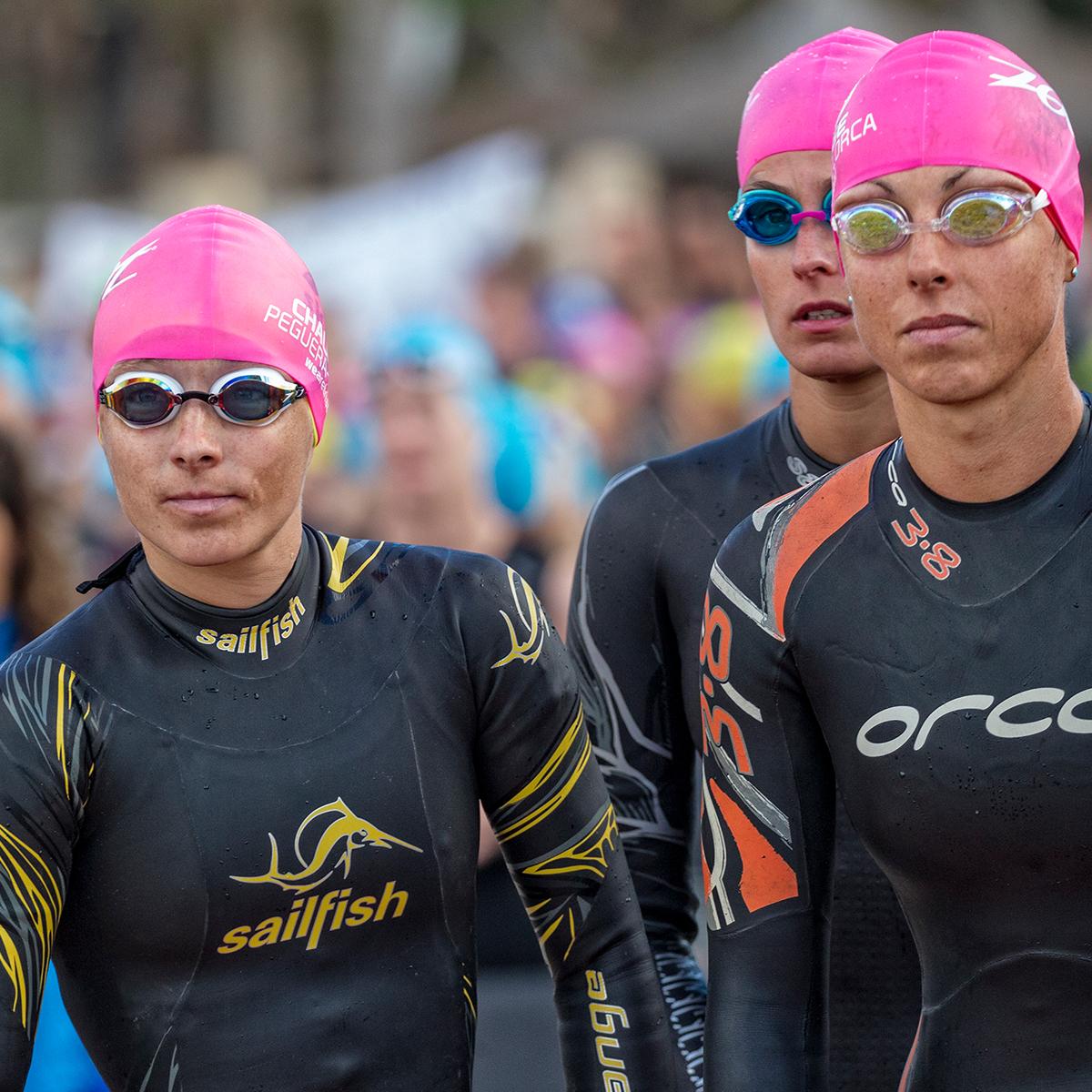 Swim - Challenge Peguera Mallorca race magazine 2020 triathlon