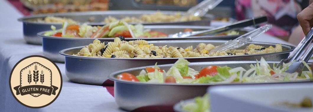 Challenge Mallorca Pasta party sin gluten