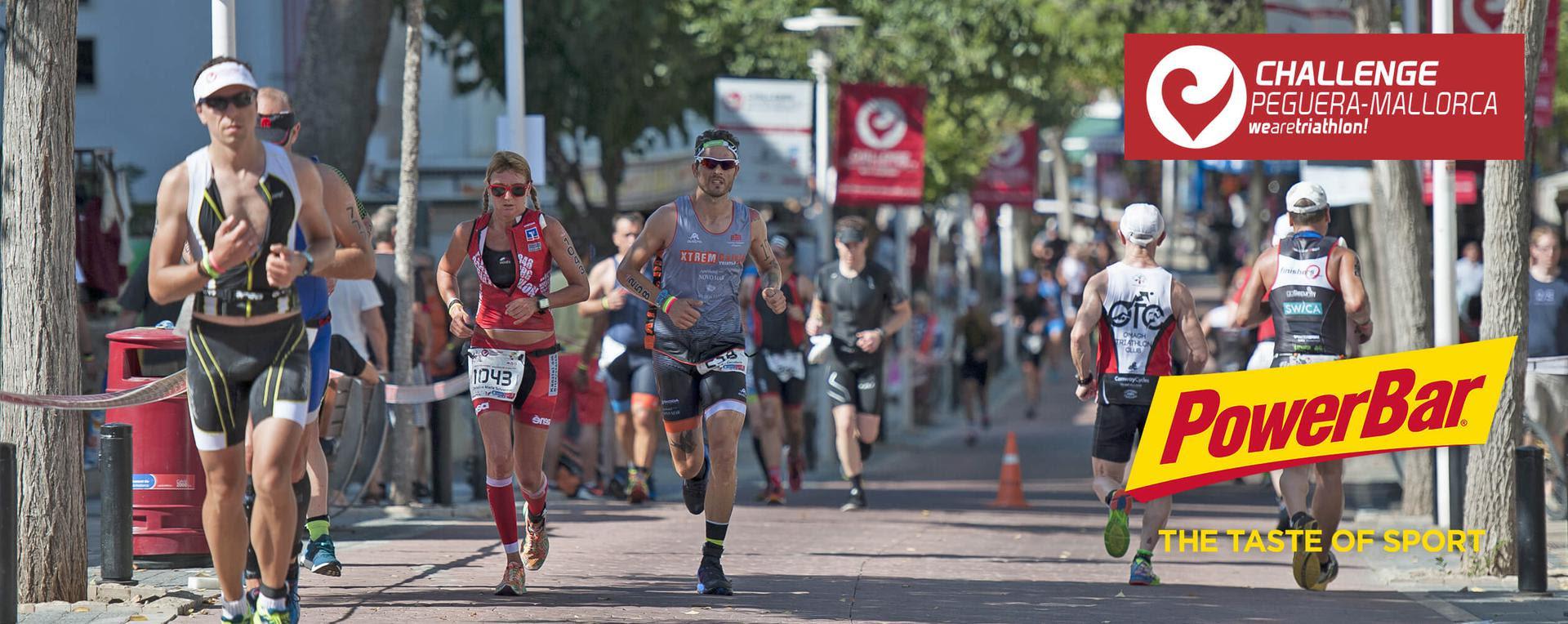 Avituallamientos triatlón Mallorca Challenge