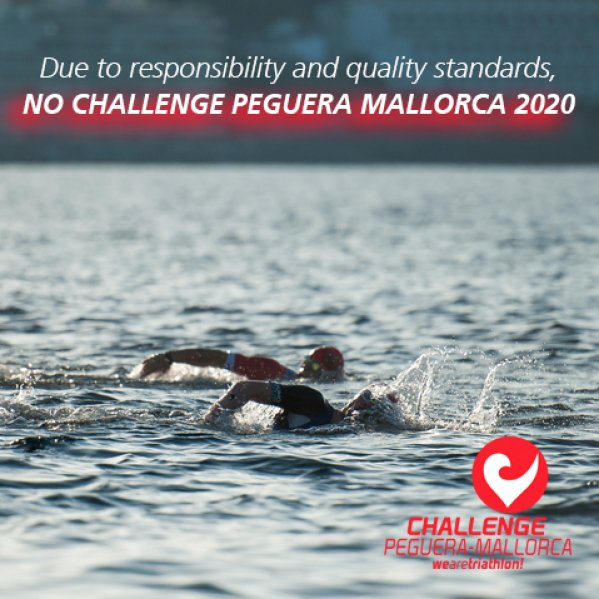 CHALLENGE MALLORCA 2020 IS CANCELLED